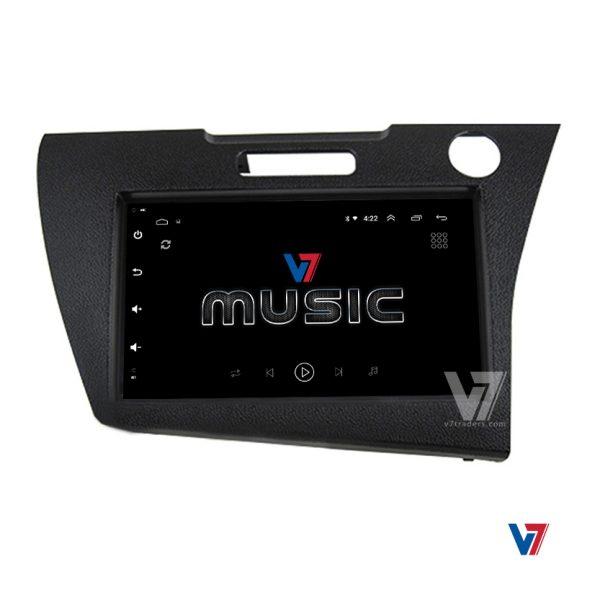 Honda CR Z Android Navigation Music