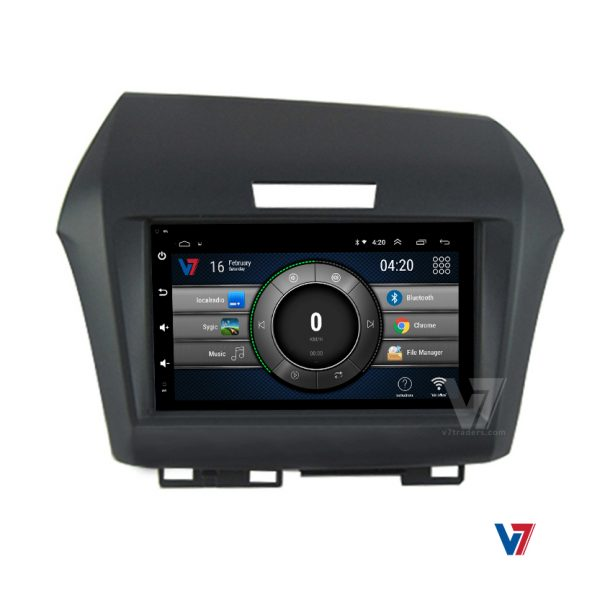 Honda Jade 2015 V7 Android Navigation