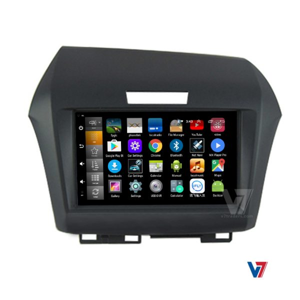 Honda Jade 2015 V7 Navigation DVD Player