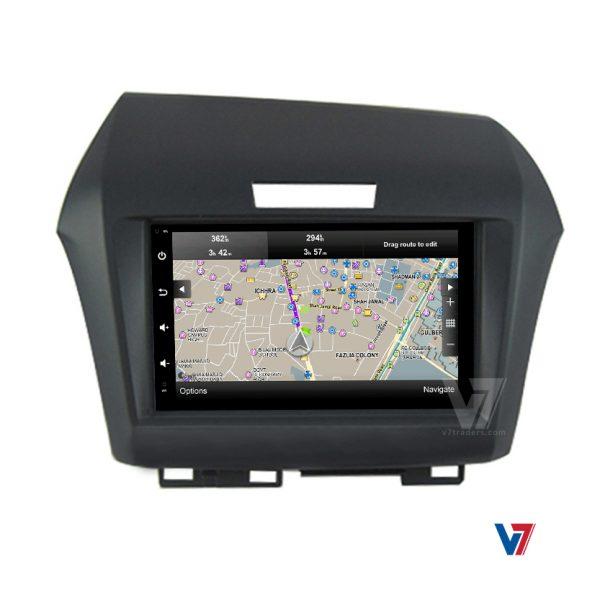 Honda Jade 2015 V7 Navigation Map