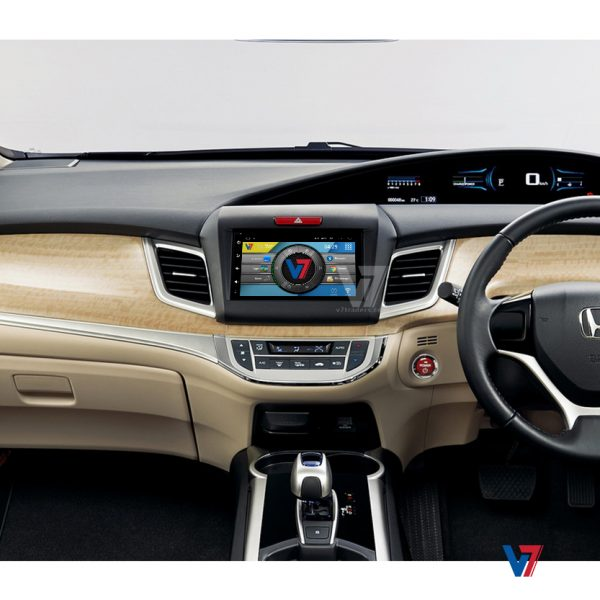 Honda Jade Android Navigation Dashboard