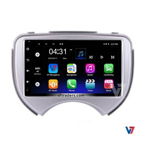 Nissan March Android Navigation