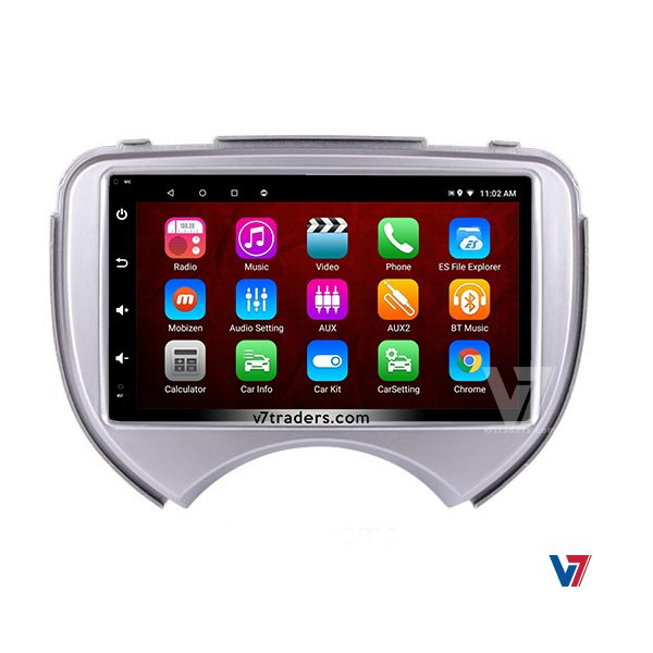 Nissan March Android Navigation 3