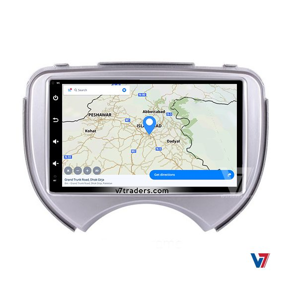 Nissan March Android Navigation 4