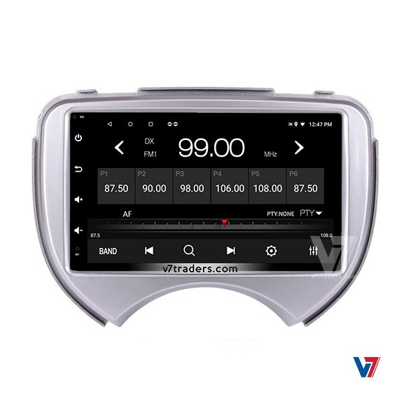 Nissan March Android Navigation 6