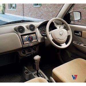 Nissan Pino Android Navigation