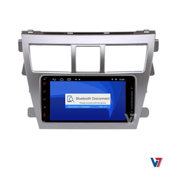 Toyota Belta Android Navigation Bluetooth