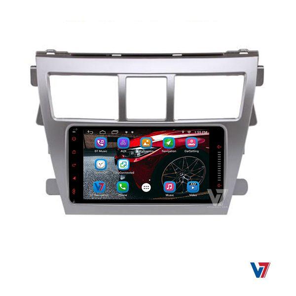 Toyota Belta Android Navigation Panel V7
