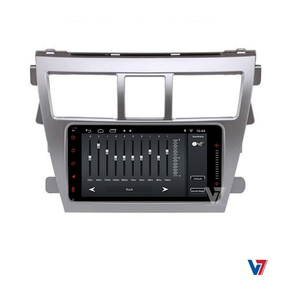 Toyota Belta Android Navigation Player V7
