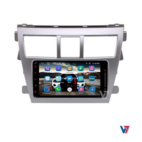 Toyota Belta Android Navigation V7
