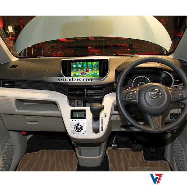 Daihatsu Move Android Navigation
