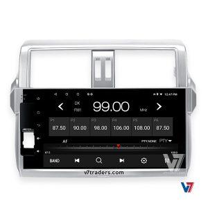 "Prado 2014-15 Android Navigation 10/11"" Screen 14"