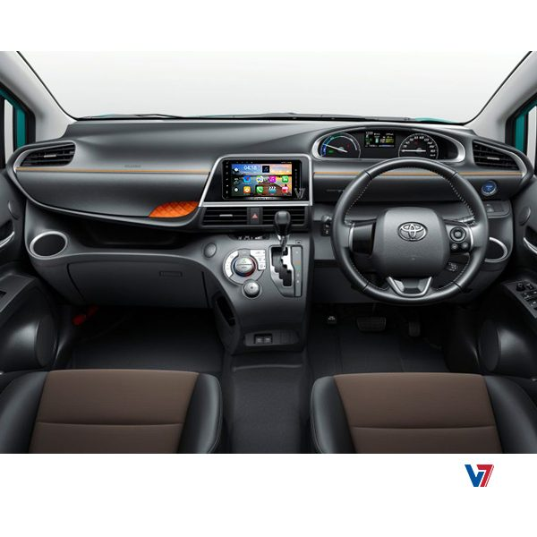 Toyota Sienta Android Navigation 7″ Screen 1