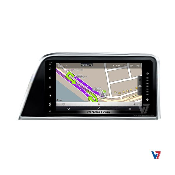 Toyota Sienta Android Navigation 7″ Screen 3