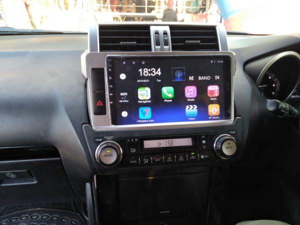 "Prado 2014-15 Android Navigation 10/11"" Screen 2"