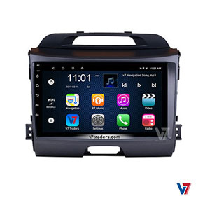 KIA Sportage 2010-16 Android Navigation