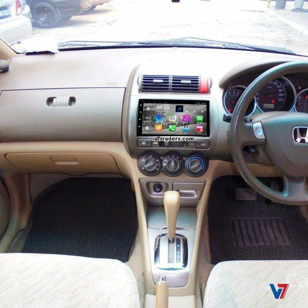 "Honda City 2003-09 Navigation 10"" 2"