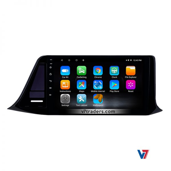 V7 Traders Android Navigation In dash GPS Panel In Pakistan
