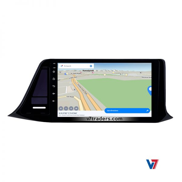 Toyota CHR Android Navigation 10 inch 4