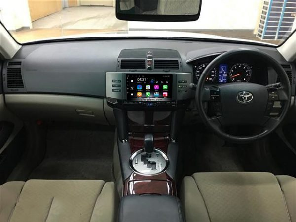 """Toyota Mark X 2004-08 Android Navigation 10/11"""" Screen 2"""