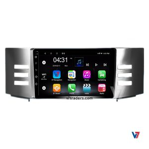 """Toyota Mark X 2004-08 Android Navigation 10/11"""" Screen 16"""