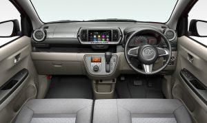 Toyota Passo 2011-18 Navigation 12