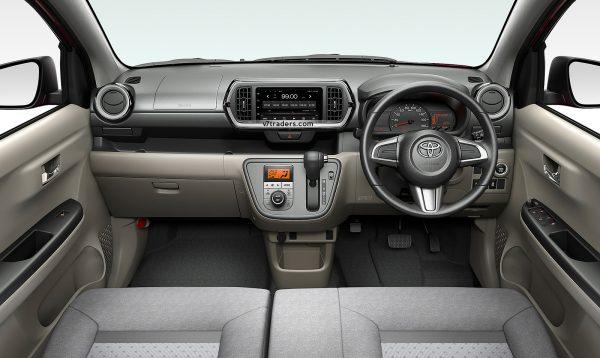Toyota Passo 2011-18 Navigation 3