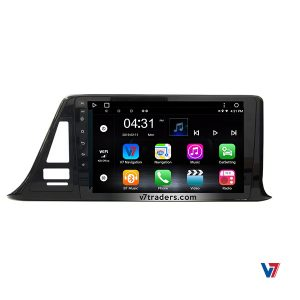 """Toyota CHR Android Navigation 10"""" Screen 14"""