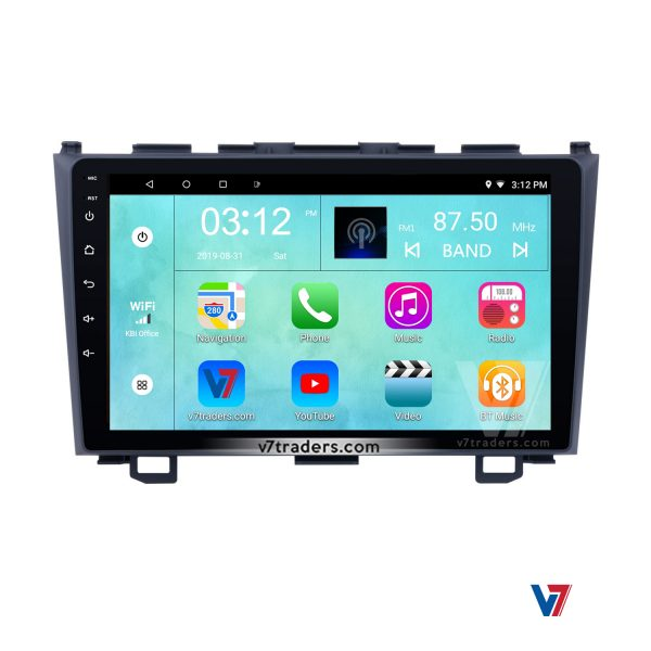 "Honda CRV 2007-11 Android Navigation 10"" Screen 6"