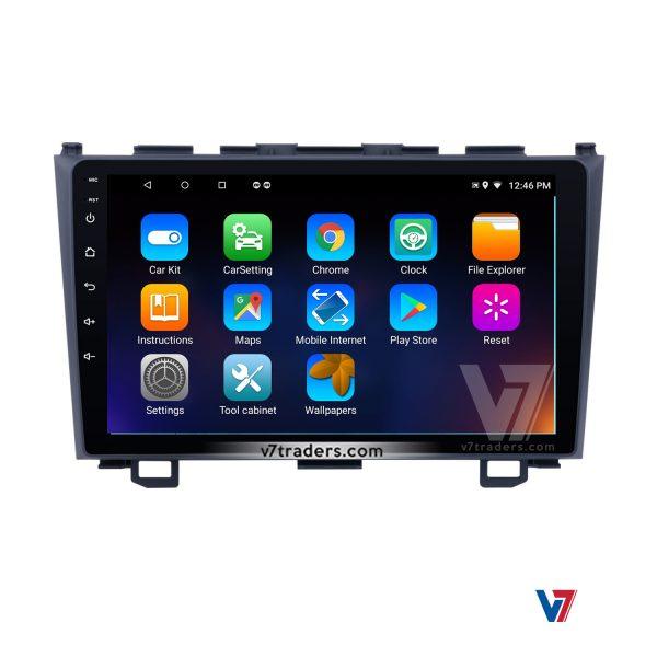 """Honda CRV 2007-11 Android Navigation 10"""" Screen 6"""