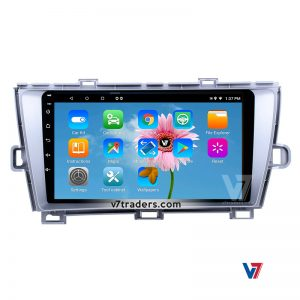 "Toyota Prius Android Navigation 10/11"" Screen (Silver) 16"