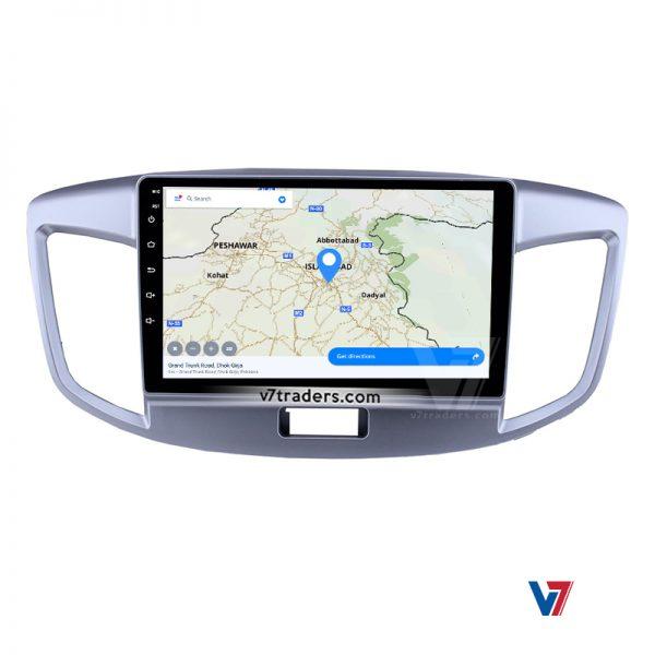 Suzuki Wagon R Android Navigation (Japanese) 6