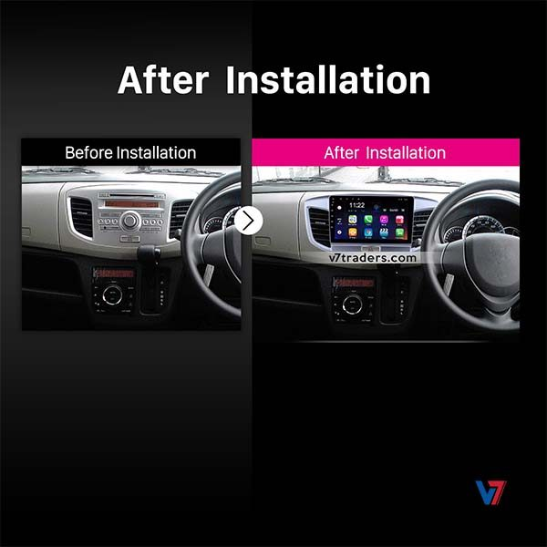 Suzuki Wagon R Android Navigation (Japanese) 2