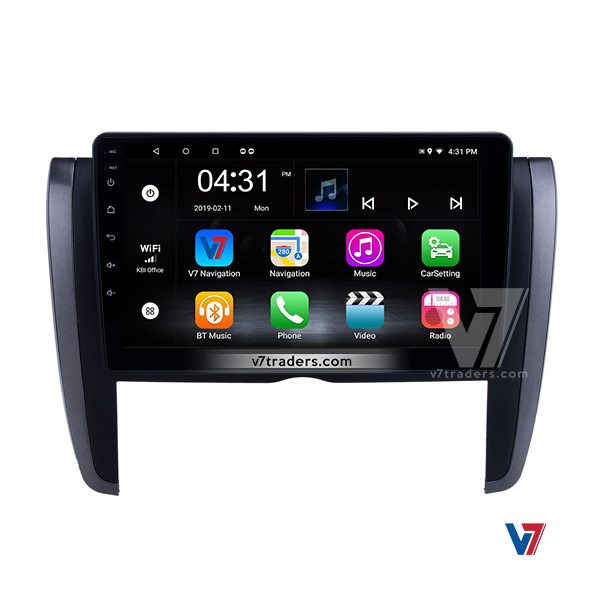 """Toyota Axio 2013-19 10"""" Android Navigation 5"""