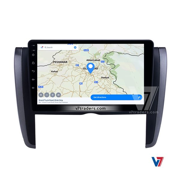 """Toyota Axio 2013-19 10"""" Android Navigation 2"""