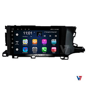 Honda Shuttle Android Navigation 7