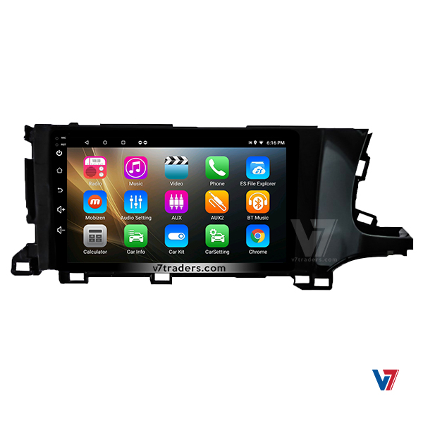 Honda Shuttle Android Navigation 8