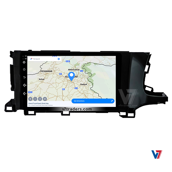 Honda Shuttle Android Navigation 5
