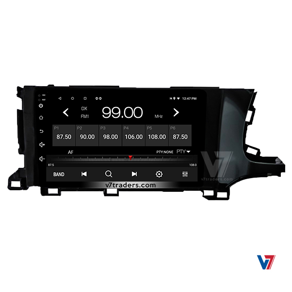 Honda Shuttle Android Navigation 4