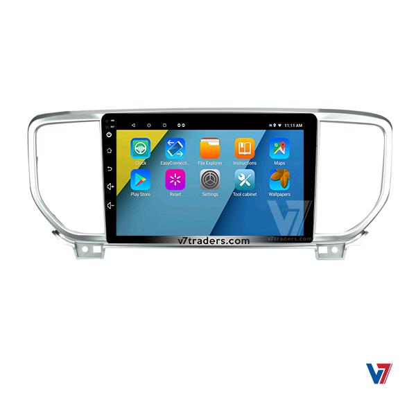 KIA Sportage 2018-20 Android Navigation 4