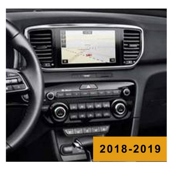 KIA Sportage 2018-19 Android Navigation 2