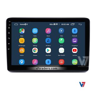 Honda Vezel Android Navigation 11 inch Screen 14