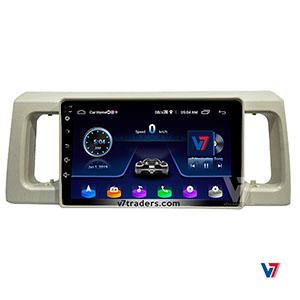 Suzuki Alto 2019 10 inch Android Navigation 1