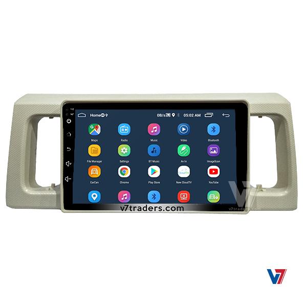 Suzuki Alto 2019 10 inch Android Navigation 4