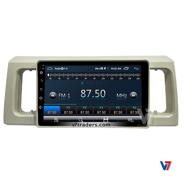 Suzuki Alto 2019 10 inch Android Navigation 3