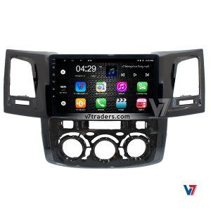 """Toyota Hilux Vigo 2005-16 Navigation 10/11"""" Screen 16"""