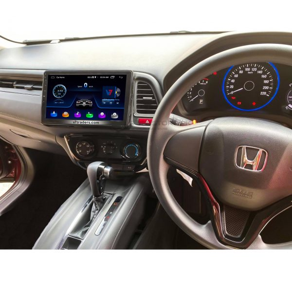 Honda Vezel Android Navigation 11 inch Screen 2