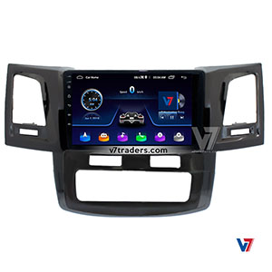 "Toyota Fortuner 2008-14 Navigation 10/11"" Screen 1"