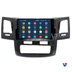 "Toyota Fortuner 2008-14 Navigation 10/11"" Screen 10"