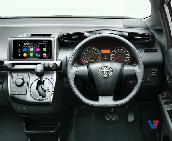 "Toyota Wish Android Navigation 7"" Screen 1"